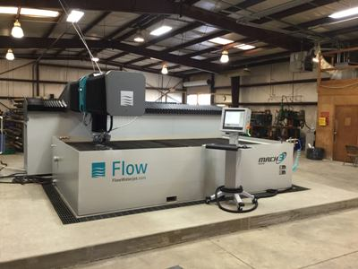 WaterJet Technology and Design